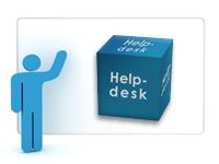 er-du-helpdesk medarbejder